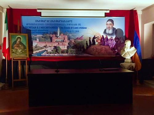Գիտաժողով Վենետիկի Ս. Ղազար կղզիին մէջ