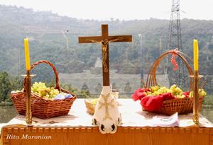 Ս. Աստուածածնի Վերափոխման  նաւակատիքը